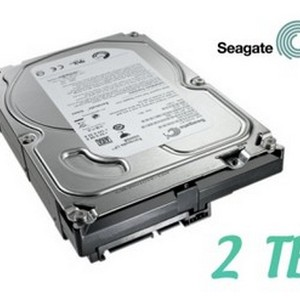 2TB Seagate Barracuda SATA3 7200rpm ST2000DM008