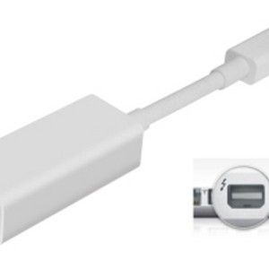 Apple Adattatore Thunderbolt to Gigabit LAN - MD463ZM/A