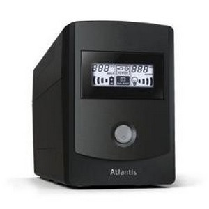 Atlantis UPS 700VA/360W SINUSOIDALE A03-HP701 USB+SOFTWARE
