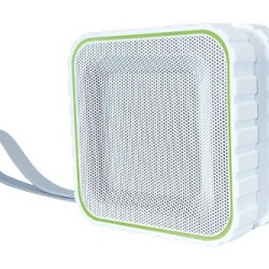 Mediacom SmartSound Tank Speaker Bluetooth Water Resistant White