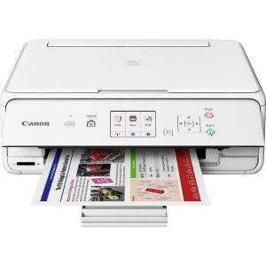 Canon 3in1 PIXMA TS5051 WHITE A4,5INK,WiFiD,Air