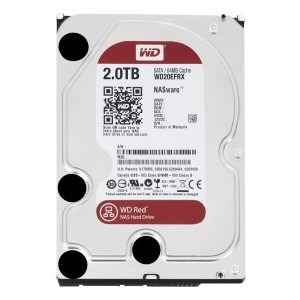 2TB Western Digital SATA3 7200RPM WD20FFSX  Red Pro